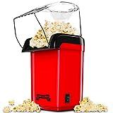 ✔ FRISCHES POPCORN FÜR ZUHAUSE: Holen Sie sich den wunderbaren Duft von frischem Popcorn zu Ihnen nach Hause. Dieser erstaunliche Popcorn maschine produziert Popcorn wie das Popcorn aus dem Kino. Das Popcorn maker eignet sich perfekt für jede Party o...