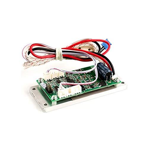 Kühleinheit Micro Klimaanlage Reglerhandbuch DA1510 12-V-Regler Gilt for 12-V-DC-Kompressor QX1901VDL (H) Drehzahlbereiche: 2.000 U/min ~ 6.000 U/min Wasserkühler Kühlsystem DC-Klimaanlage