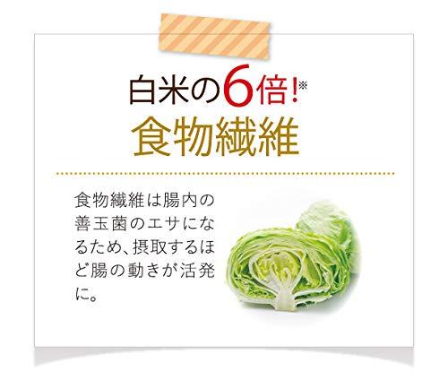 万田発酵のもちもち寝かせ玄米®ごはん180g×48パック