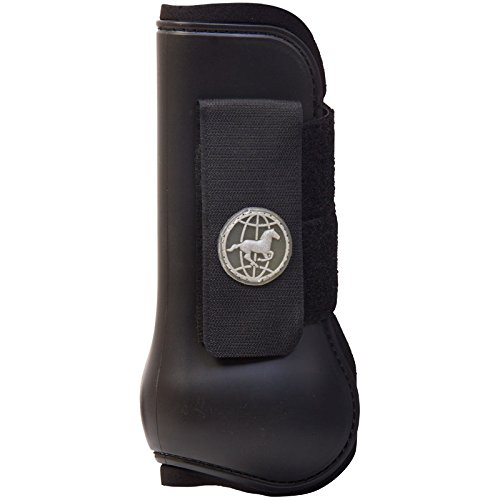 Imperial Riding - Tendon Boot Basic - Gamasche - Schwarz - Full Size