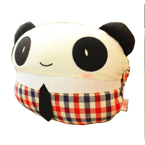 oreiller Fashion Design Cou Voiture / Cartoon Neck Pillow, (Miss Panda)