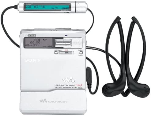 Sony MZ-N1 Net MD Walkman Player/Recorder with USB