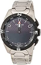 Tissot Mens T-Touch Expert Solar II Mens Watch Titanium T1104204405100