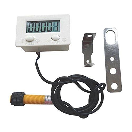 Star Eleven, P11–5A, hochwertiger, digitaler Stromzähle, magnetischer Induktions-Näherungsschalter mit Drehzähler