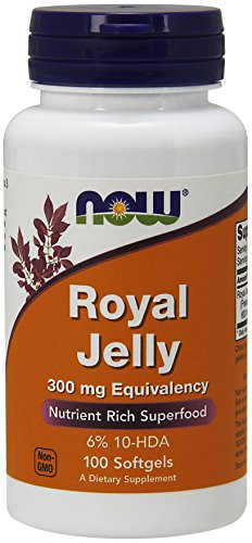 Now Foods  Royal Jelly 100 Kapseln