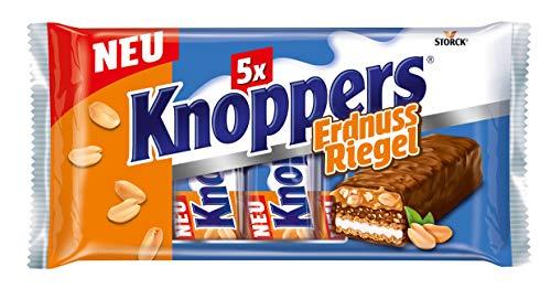3x Storck Knoppers Erdnuss Riegel 200g (5x40g)