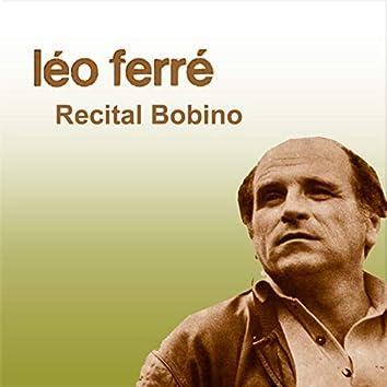 Recital Bobino