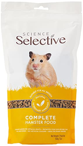 Science Selective Hamster 350g Dry,