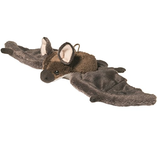Hermann Teddy Collection 926436 - Plüsch-Fledermaus, 24 cm