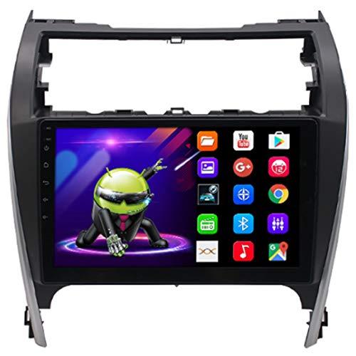 Navegador GPS para Camión,10 Pulgadas Llamadas Manos Libres,actualizaciones Via Wi-Fi,con Tráfico Y Alerta De Radares,Aplicar para Toyota North America Camry (2012-2