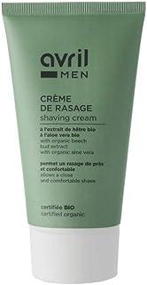 Avril Organic Shaving Cream, 150 ml