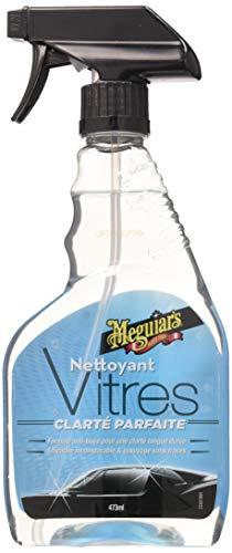 Meguiar's G8216F Nettoyant Vitres Voiture Nettoyeur pare-brise Clarté Parfaite - 473 ml