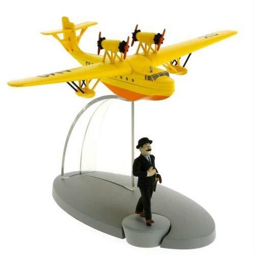 DataPrice Tintin 29545- Hidroavión Jaume. De Sceptre D´Ottokar . Escala 1:200