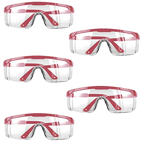 10 Pack Glasses Protective Glasses Eyes Protection Goggles Eyewear