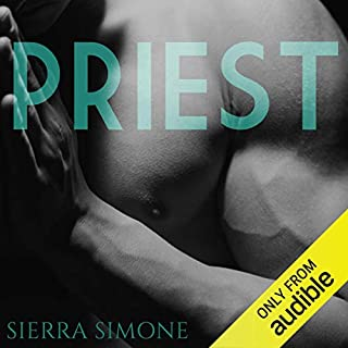 Priest: A Love Story audiobook cover art