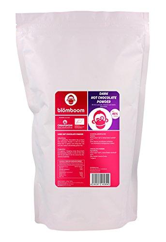 Blömboom Foodservice - Dark Hot Chocolate Powder, 1er Pack (1 x 1 kg)