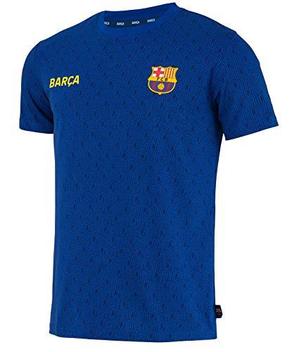 Fc Barcelone T-Shirt Barca - Offizielle Sammlung Kindergröße 6 Jahre