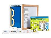 破れずに学習できる音が鳴るボックス。現在のエディションは学校シリーズ、プレK、言語コンセプト、社会スキル、クラス、センターなどに最適。学校や家庭用。