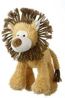 Multipet's Mane Event 11-Inch Lion Plush Dog Toy