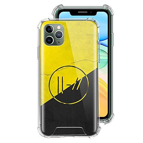 ZENGMING 21 Twenty One P Case für Apple iPhone Clear Soft Airbag Anti Handyhülle Schutzhülle A08 für iPhone X (iPhone XS) Hülle