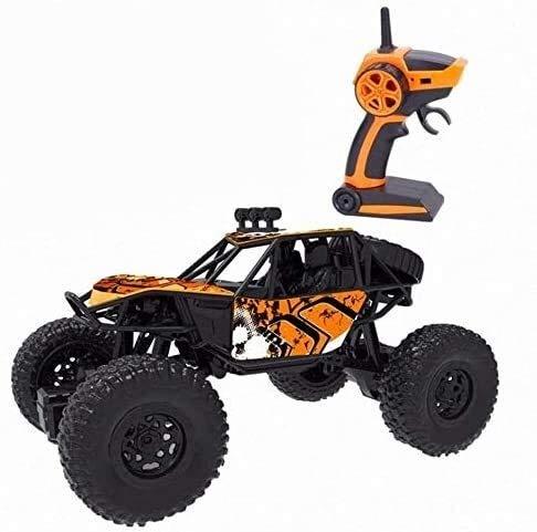 Kikioo 10 kilometros 01:22 Modelo Mini gota resistente/h de alta velocidad de control remoto de coches, carga Escalada pie grande RC Vehículo 2.4G Beach deportiva todoterreno 4WD Amortiguación antid