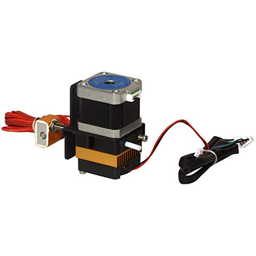 ZSHENG 0,3mm 6mm * 20mm 12V 40W 190 ° -230 ° Montiert neu gestalteter MK8-Extruder für 3D-Drucker