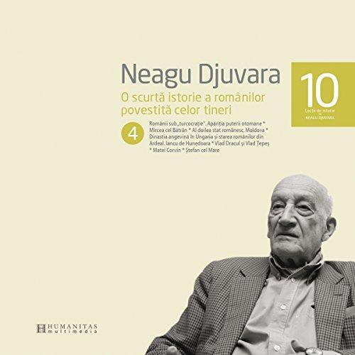 O scurtă istorie a românilor povestită celor tineri 4 audiobook cover art