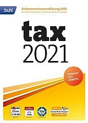 Tax 2021 für Steuerjahr