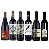 主要ブドウ品種の中から6種、赤ワインをセットにしました。 比較試飲を重ねることで、品種の特徴をつかめます。 試験対策以外でもワインをより深く知りたいと考えている方や愛好家の方の飲み比べ、ワイン会などにご活用ください。