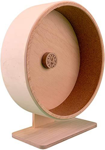 Getzoo Ø 30 cm Premium Korklaufrad (Ø 28,4 cm Innen, Höhe 32-44cm)
