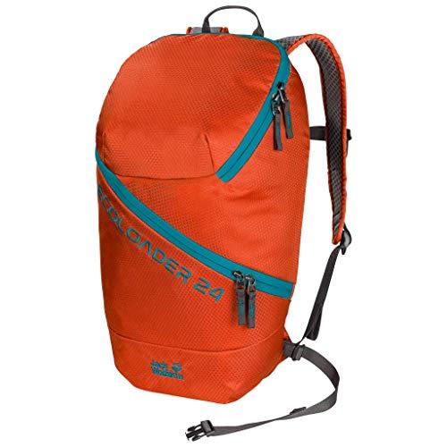 Jack Wolfskin Ecoloader 24 Backpack Unisex Rucksack, wild Brier, Einheitsgröße