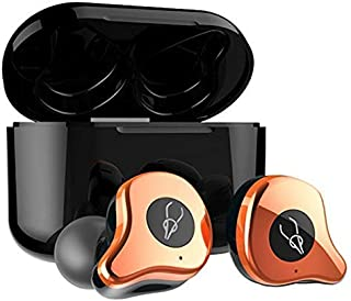 TWS Wireless Bluetooth Earphones HiFi Monitor Noise Isolation in-Ear Sport Headset Wireless Charging Box PK X12