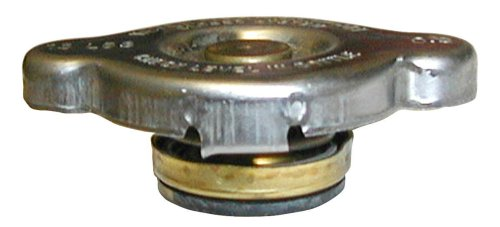 Radiator Cap, Cam-On, 14 to 18 lb, Metal