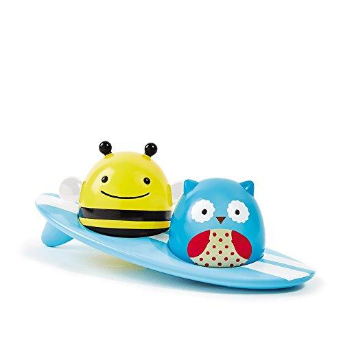 Skip Hop Bath Toys: Light Up Zoo Surfers