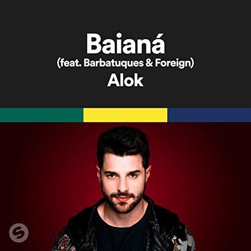 Alok feat. 2STRANGE & Barbatuques