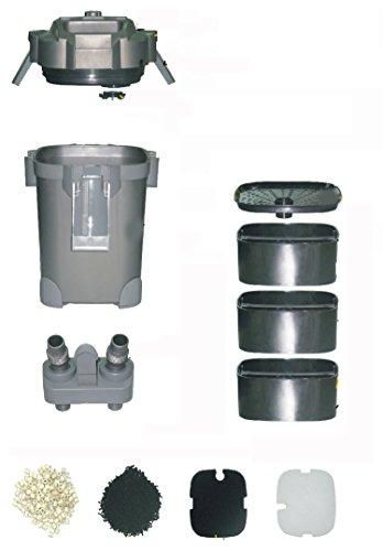 Haquoss Maxxxima 600 Filtro Esterno