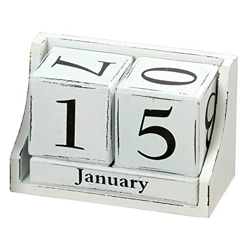 The Rustic Perpetual Block Calendar