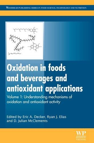 Oxidation in Foods and Beverages and Antioxidant Applications: Understanding Mechanisms of Oxidation and Antioxidant Act