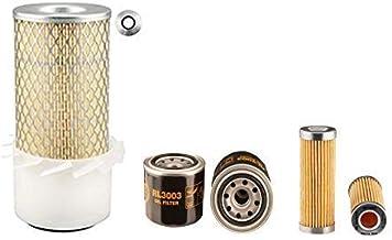 43012/John Deere ae29052/am876035/Filtre /à essence Aisen 2/x Filtre /à carburant diesel Filtre pour Kubota 12581