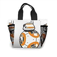 スター・ウォーズ Star Wars 10 弁当バッグ トートバッグ ランチトート ショッピングバッグ 買い物バッグ、エコバッグ 大容量 折りたたみ ショッピングバッグ 耐久性抜群 繰り返し使える