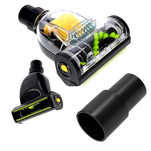 Wessper Mini Brosse Turbo pour aspirateurs Vax avec diamètre de Tube de 32/35mm
