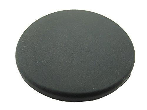 HUDORA 1 Gummistopfen, schwarz