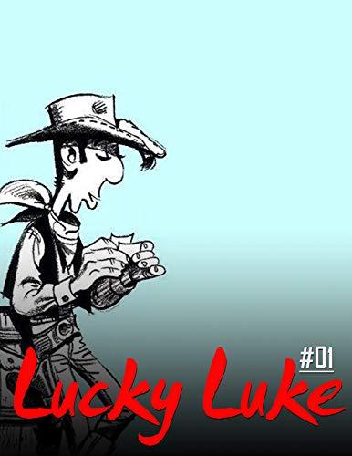 Lucky Comics: lucky luke complete collection 1| lucky luke volume 1| cowboy...