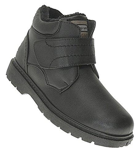 Bootsland 562 Winterstiefel Stiefel Winterschuhe Herrenstiefel Herren, Schuhgröße:42