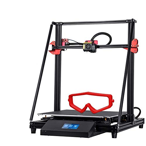 3D Printer CR-10 MAX 3D Printer Large Size 450 * 450 * 470mm Auto Leveling Resume Print Filament Detection With 4.3inch Touch-Screen