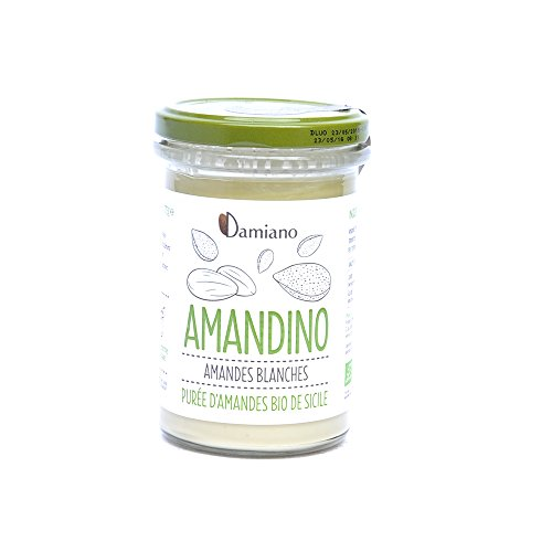 Damiano - Puree Amandes Blanches 300G