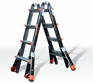 Little Giant Ladder Systems 15147 17-Feet 300-Pound Duty Rating Dark Horse M17 Ladder