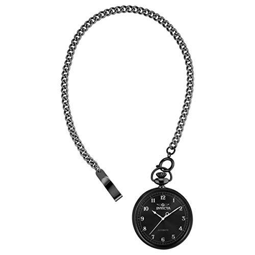 Invicta Vintage Automatic Black Dial Men's Watch 34454