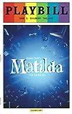 Tim Minchin'MATILDA' Christopher Sieber/Amy Spanger 2016 Broadway Gay Pride Playbill