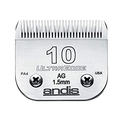 Andis UltraEdge No.10 Blade, 7 FC from CHUSQ
